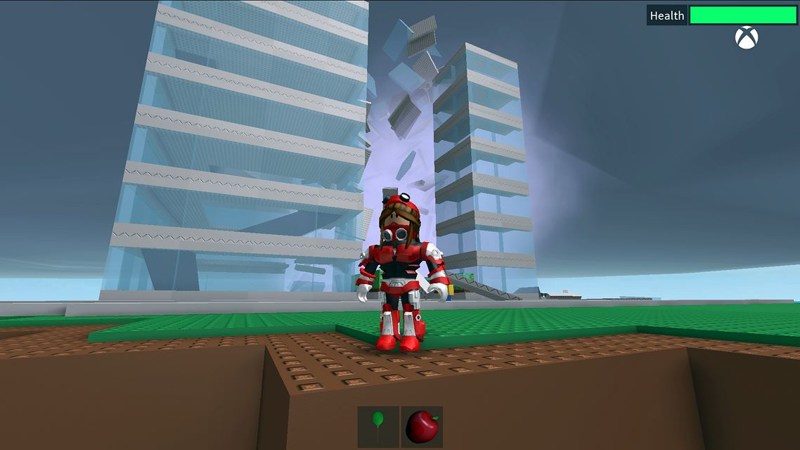 Free Creative Game Building Game Roblox Available Now For Xbox