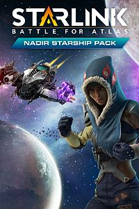 Carátula del juego Starlink: Battle for Atlas - Nadir Starship Pack