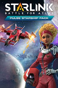 Carátula del juego Starlink: Battle for Atlas - Pulse Starship Pack