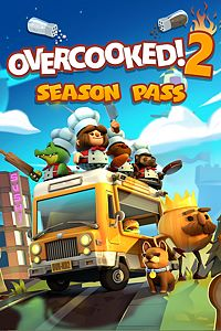 Carátula del juego Overcooked! 2 - Season Pass
