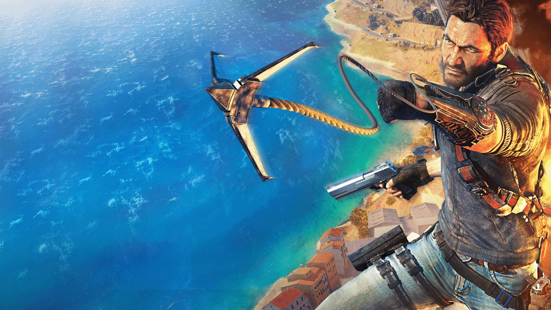 Just Cause 3 XL Edition Pre-Order