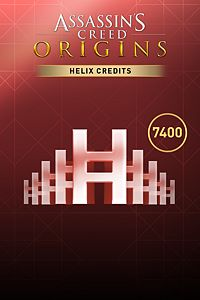 Carátula del juego Assassin's Creed Origins - HELIX CREDITS EXTRA LARGE PACK