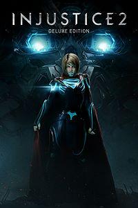 Carátula del juego Injustice 2 - Deluxe Edition
