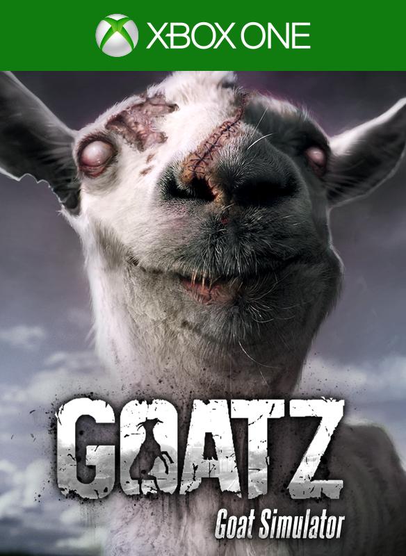 Goat Simulator GoatZ boxshot