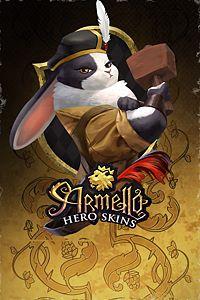Carátula del juego Armello - Build Master Elyssia Hero Skin