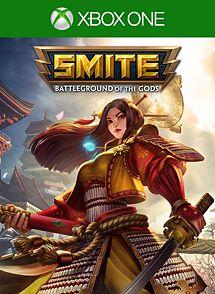 SMITE X Edition imagem da caixa