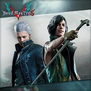 V & Vergil Alt Colors Xbox One