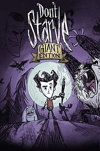 Carátula del juego Don't Starve: Giant Edition