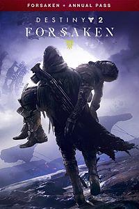 Carátula del juego Destiny 2: Forsaken + Annual Pass