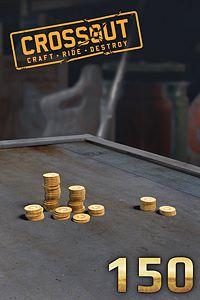 Carátula del juego Crossout - 150 Coins