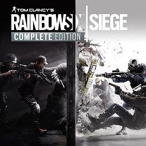 Tom Clancy's Rainbow Six Siege Complete Edition Xbox One