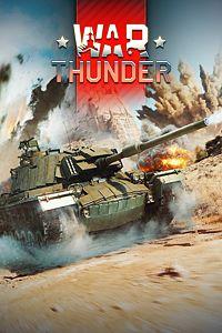 Carátula del juego War Thunder - Magach 3