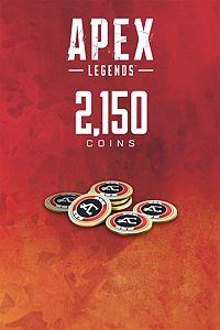 Carátula del juego Apex Legends – 2,000 (+150 Bonus) Apex Coins