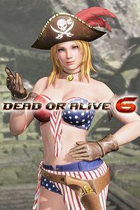 Carátula del juego DOA6 Pirates of the 7 Seas Costumes Vol.1 - Tina