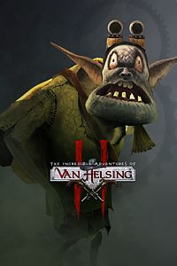 Carátula del juego Van Helsing II: Che Domovoy Minipet de Xbox One