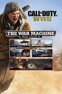 Carátula del juego Call of Duty: WWII - The War Machine: DLC Pack 2