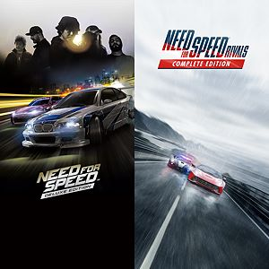 Need for Speed™ Deluxe Bundle Xbox One