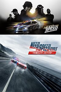 Carátula del juego Need for Speed Deluxe Bundle