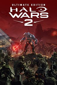 Carátula del juego Halo Wars 2: Ultimate Edition de Xbox One