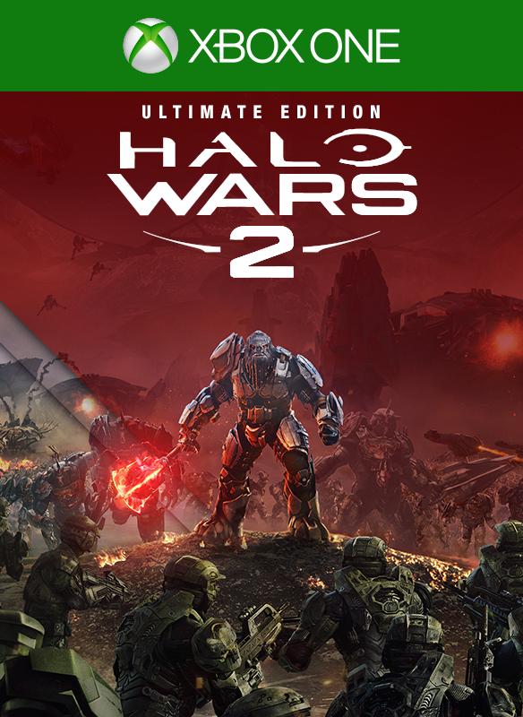 Halo Wars 2: Ultimate Edition boxshot