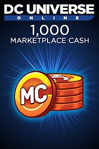 Carátula del juego 1,000 Marketplace Cash