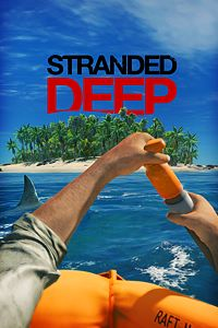 Carátula para el juego Stranded Deep de Xbox One