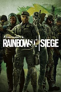 Carátula del juego RAINBOW SIX SIEGE - Early Operators Access