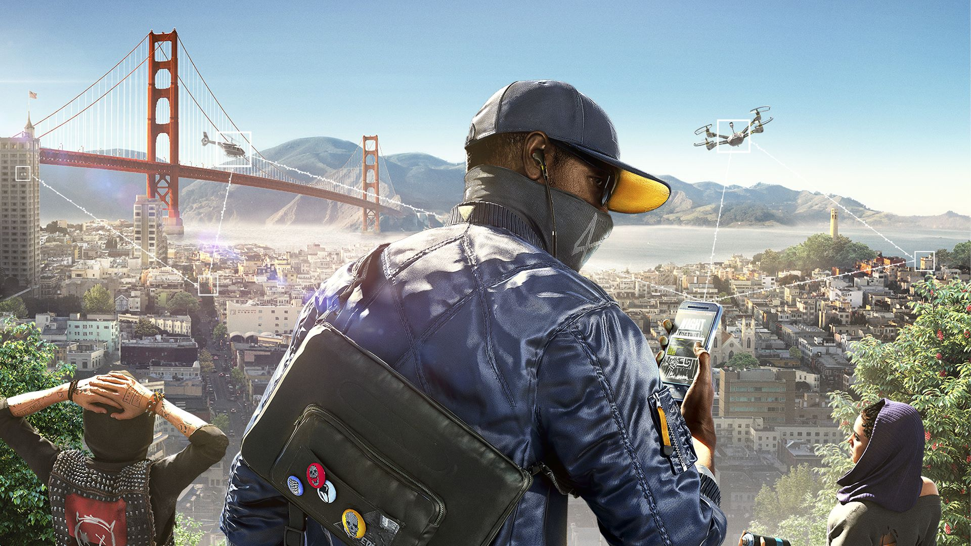 Watch Dogs 2 Official Playstation Store Pre Order: Buy Watch Dogs®2