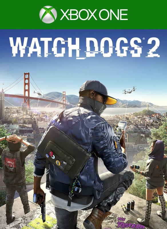 Watch Dogs 2 boxshot