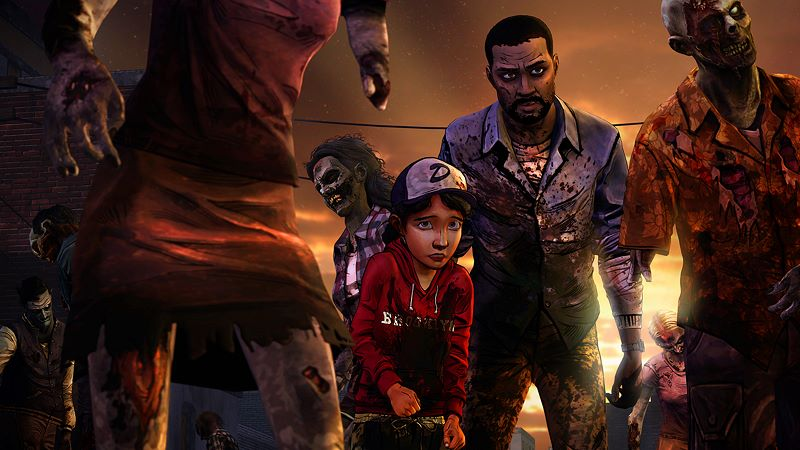 The Walking Dead Collection - The Telltale Series Screenshot