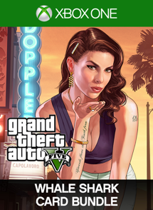 Grand Theft Auto V: Whale Shark Card Bundle