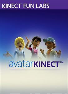 Avatar Kinect Art