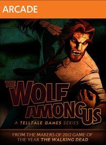 The Wolf Among Us Art