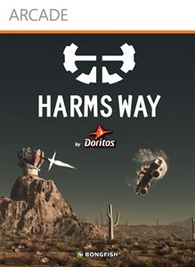 Harm's Way Art