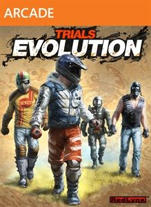 Trials Evolution Art
