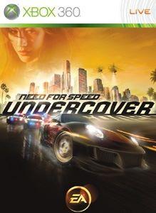 NFS Undercover Art
