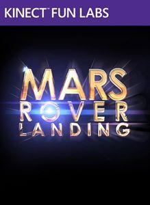 Mars Rover Landing Art
