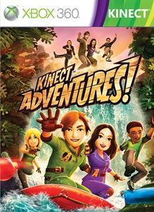 Kinect Adventures Art