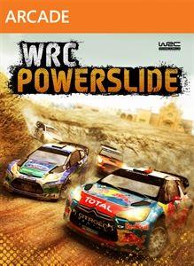 WRC Powerslide Art