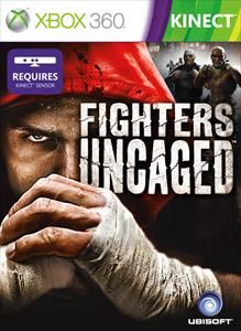 Fighters Uncaged Art