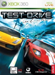 Test Drive Unlimited Art