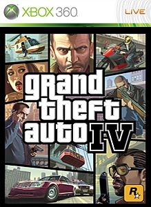 GTA IV Art