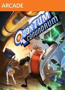 Quantum Conundrum Art