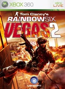 TC's Rainbow Six Vegas 2 Art