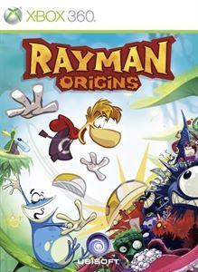 Rayman Origins Art