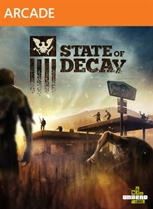 State of Decay Art