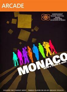 Monaco: Whats Yours is Mine Art