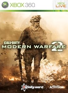 Modern Warfare 2 Art