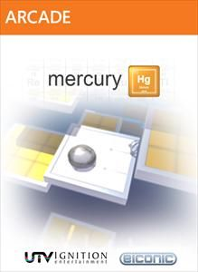 Mercury Hg Art