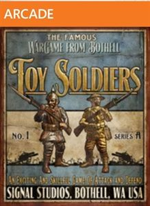 Toy Soldiers Art